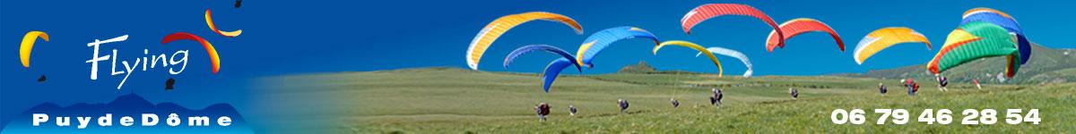 La Voie Romaine - Flying Puy-de-Dôme