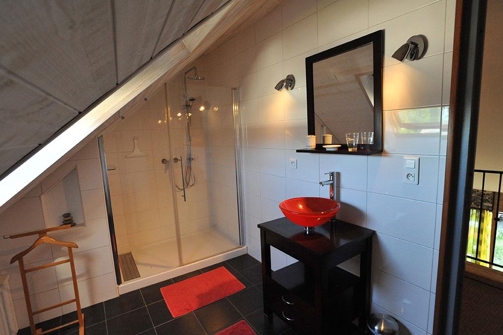La Voie Romaine - Salle de bains